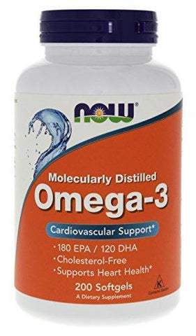 NOW Omega 3s