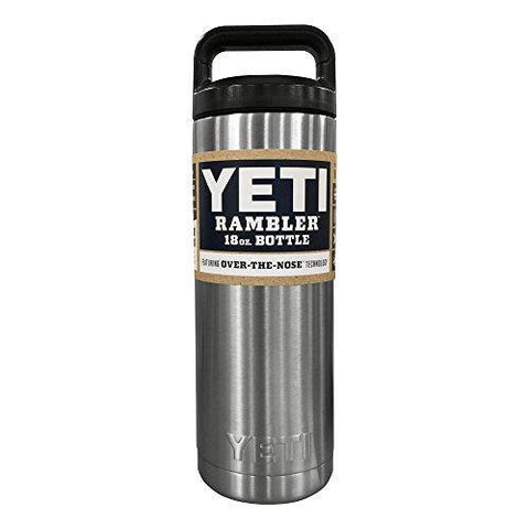 YETI Rambler 18 Oz Stainless Steel Insulated Bottle