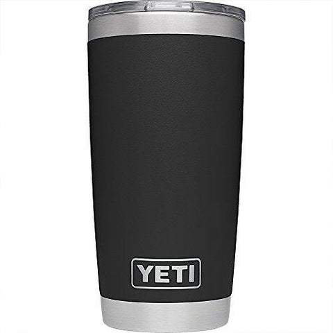 YETI Rambler 20 Oz Stainless Steel Insulated Tumbler With Lid