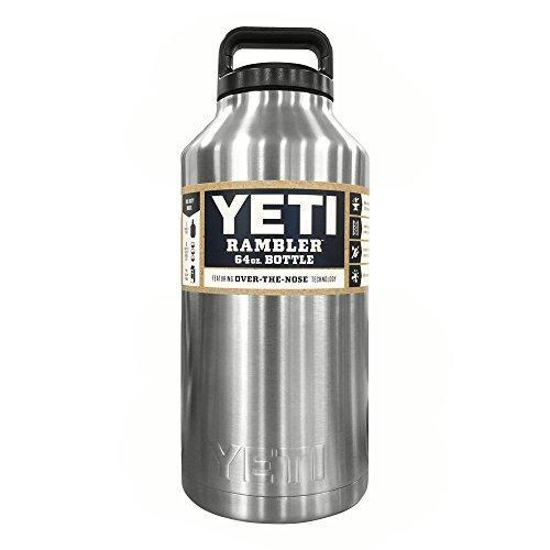 Yeti Rambler 64oz Insulated Stainless Steel Bottle Knee Surgery