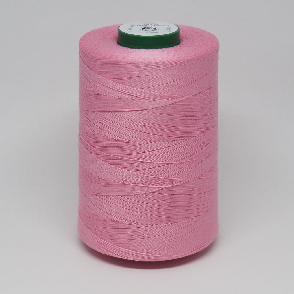 SCANFIL ORGANIC COTTON THREAD CARNATION
