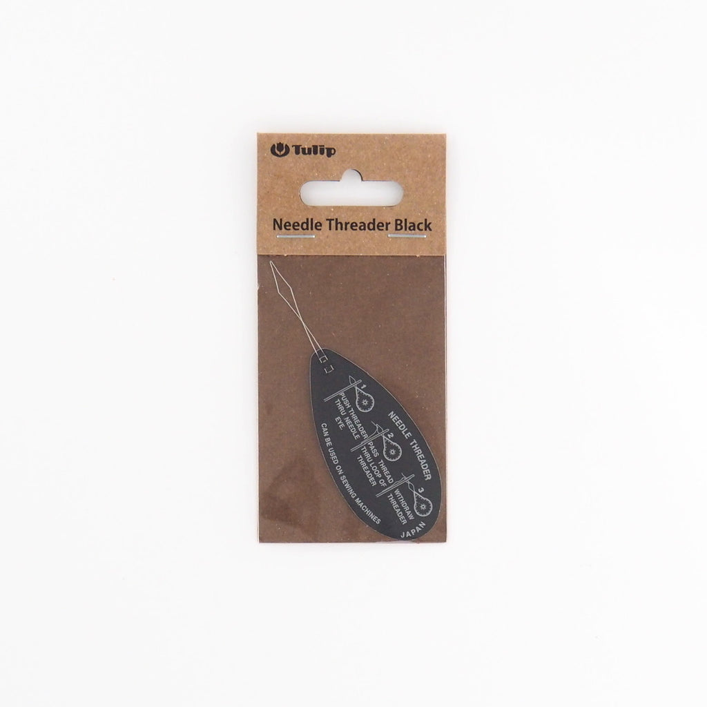 Tulip Needle Threader - Black