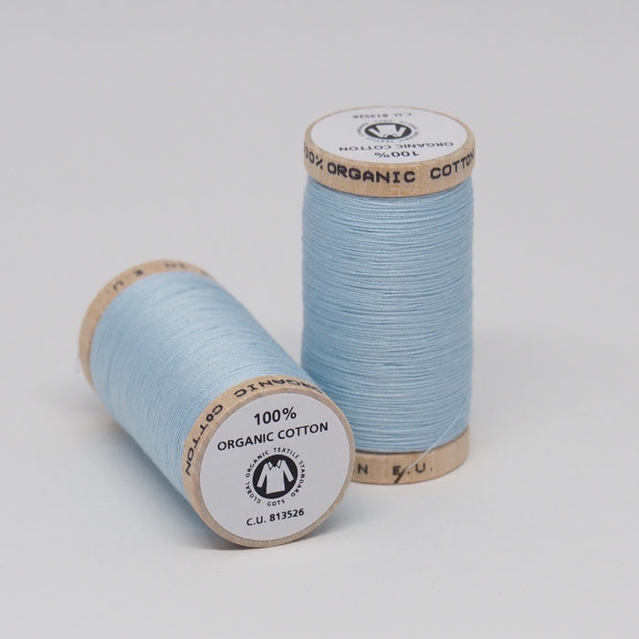 SCANFIL ORGANIC COTTON THREAD ICE