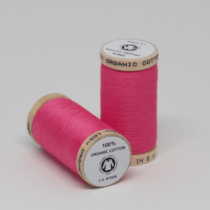 Organic Cotton Thread Rose
