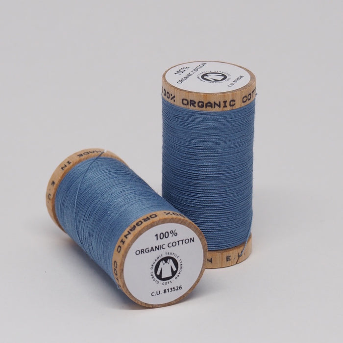 SCANFIL ORGANIC COTTON THREAD DUSK