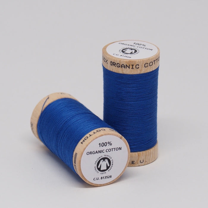 SCANFIL ORGANIC COTTON THREAD OCEAN