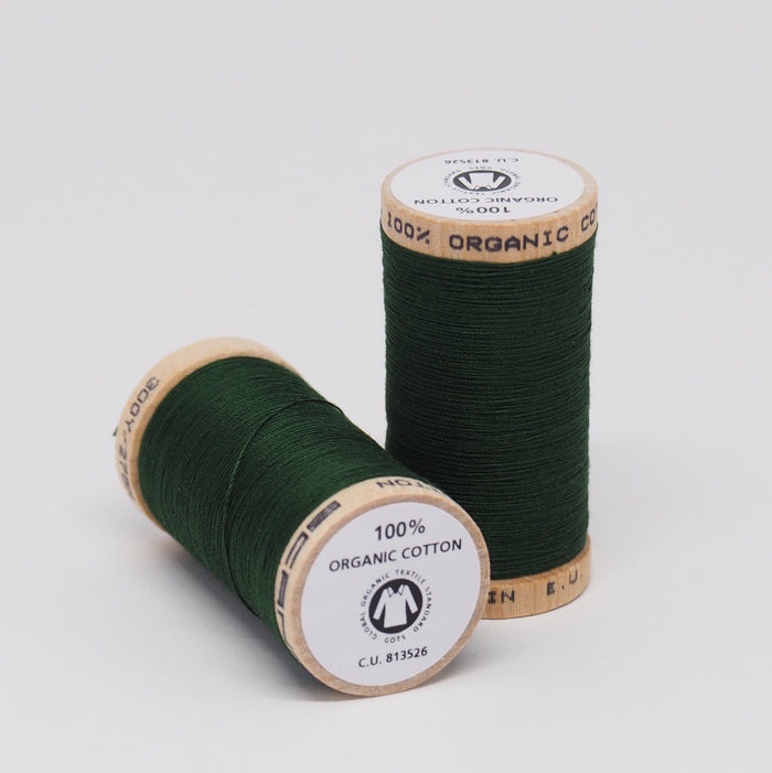 Organic Cotton Thread Forest