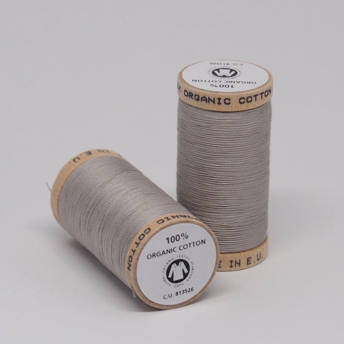 SCANFIL ORGANIC COTTON THREAD SAND