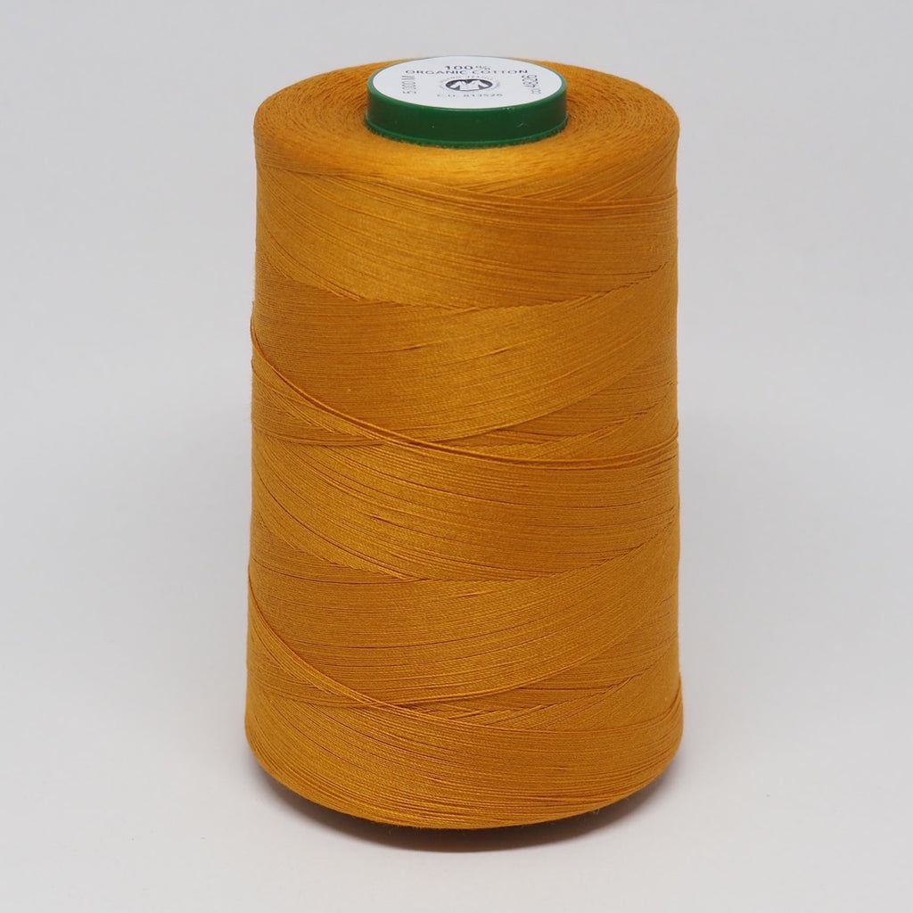 SCANFIL ORGANIC COTTON THREAD OCHRE