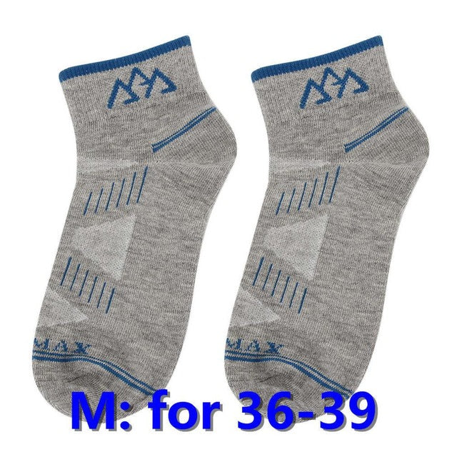 Comfortable Breathable Men Women Unisex Outdoor Hiking Sport Socks Winter Keep Warm Cotton Knitted Socks