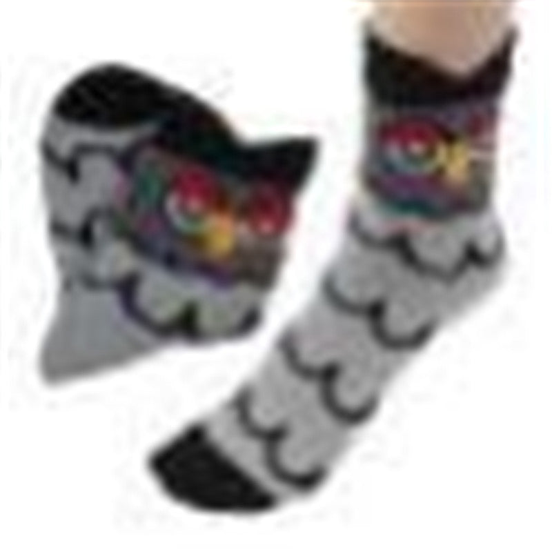 Fashion Unique Women and Girls Cartoon Lovely Cute Owl Cotton Funny Socks For Women Men Unisex Sock