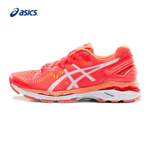 Original ASICS GEL-KAYANO 23 Women's Stability Running Shoes ASICS Sports Shoes Sneakers free shipping