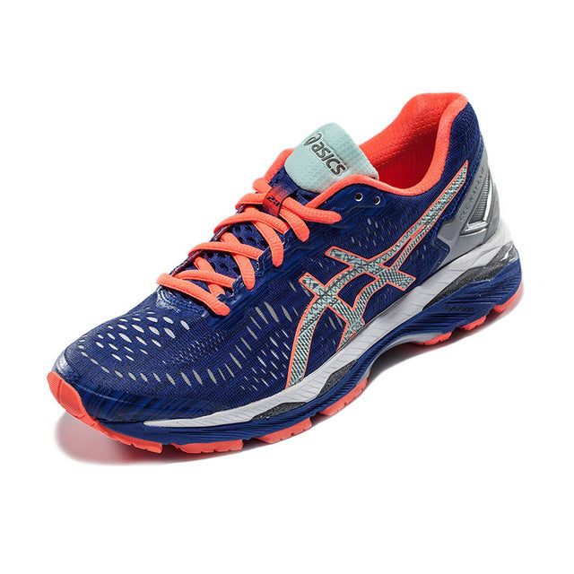 ASICS GEL-KAYANO 23 Night Running Women's Cushion Stability Running Shoes ASICS Sports Shoes