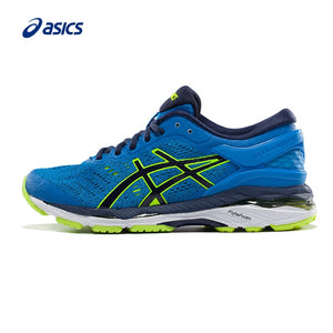 Original ASICS GEL-KAYANO 24 Unisex Teenager Stability Running Shoes Sports Shoes Sneakers free shipping