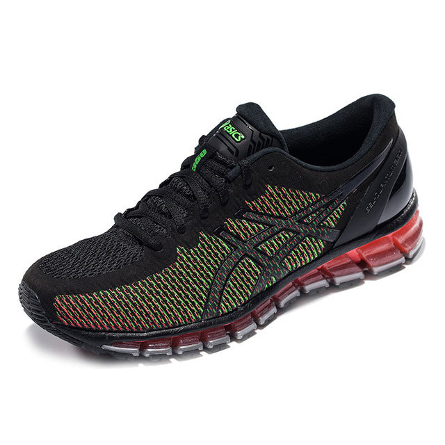 ASICS Men Colour-changing Breathable Cushion Running Shoes Light Weight Sports Shoes