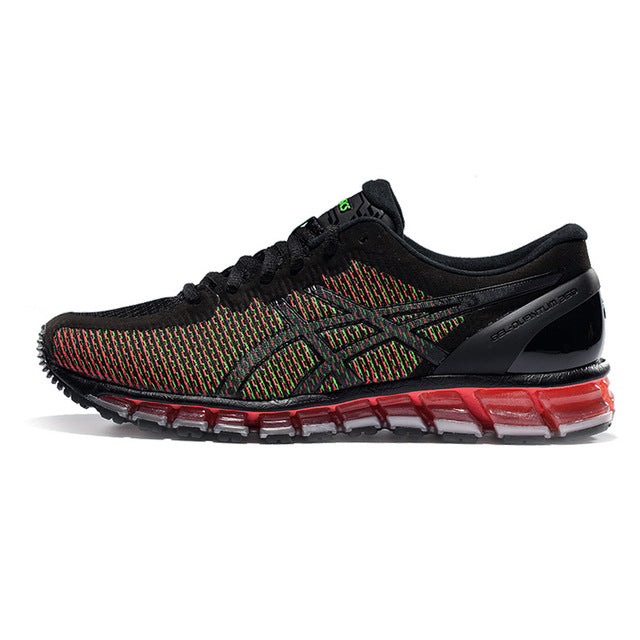 ASICS Women Shoes GEL-QUANTUM 360 CM Breathable Cushion Running Shoes Light Weight Sports Shoes