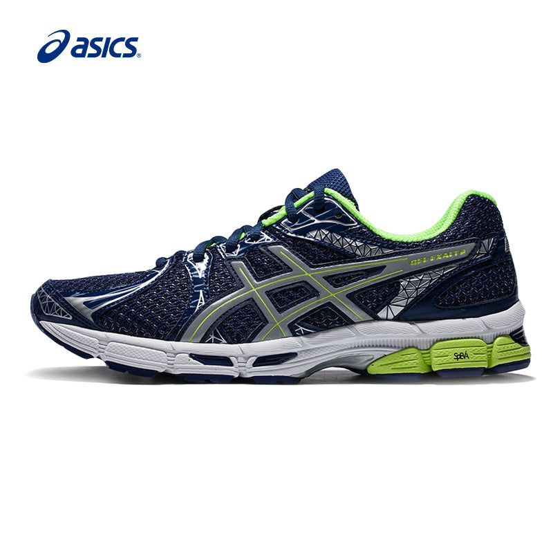 ASICS EXALT Men's Night Running Stability Running Shoes Breathable Sports Shoes