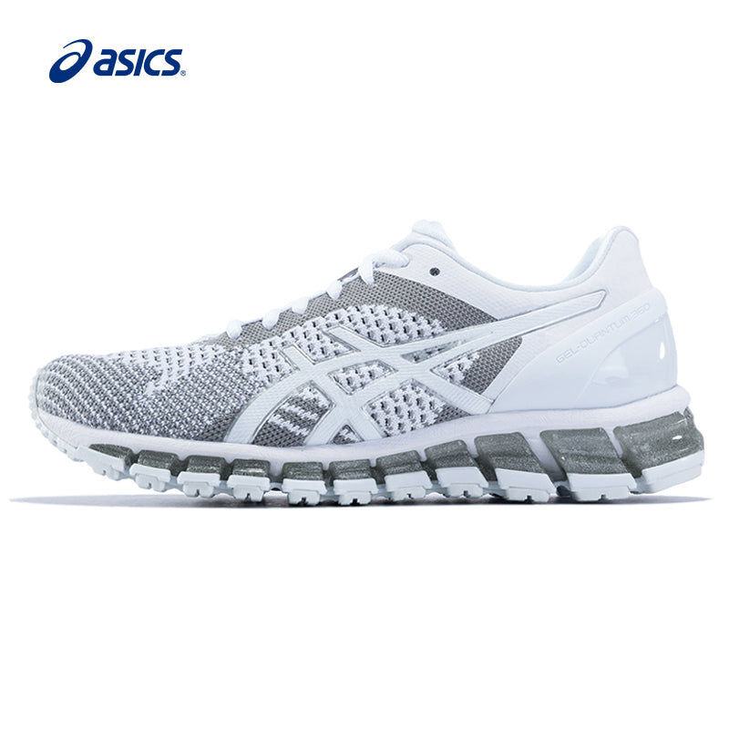 ASICS Women Shoes GEL-QUANTUM 360 KNI Breathable Cushion Running Shoes Light Weight Sports Shoes