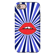 Starburst Lips iPhone Case