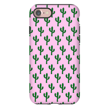 Cactus Pink iPhone Case