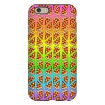 Rainbow Pizza iPhone Case