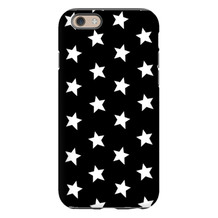 White All-Star Black Phone Cases