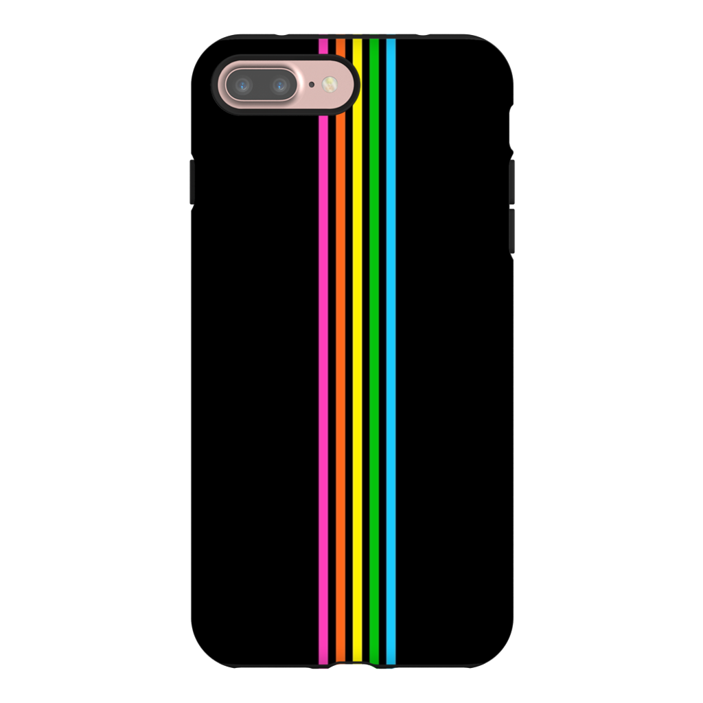 Rainbow Stripe Phone Case