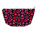 Lips & Stars Accessory Pouch