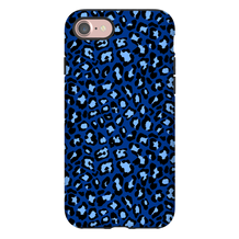 Blue Cheetah Phone Case