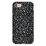 Gray Cheetah Phone Case