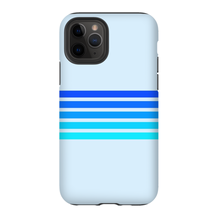 Ocean Blues Stripe Phone Case