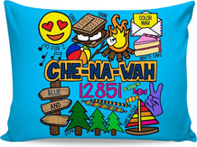 Camp Collage Pillowcases