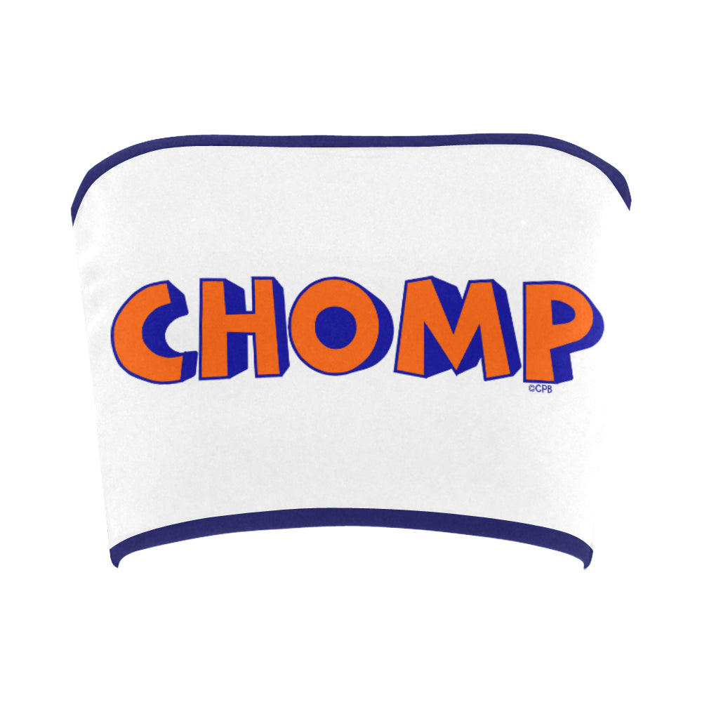 Chomp Bandeau Top