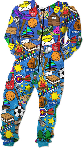 Galaxy Camp Onesie