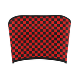 Colored Checkered Bandeau Top