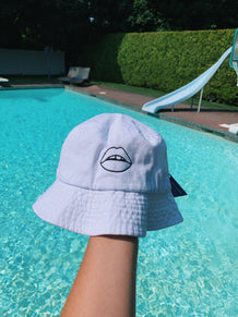 Lips Bucket Hat