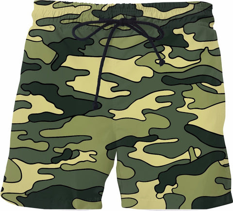 Camo Print Collection