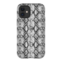 Gray Snakeskin Phone Case