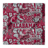Alabama Collage Bandana