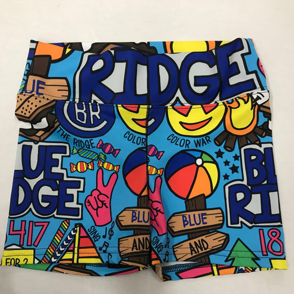 Blue Ridge Shorts