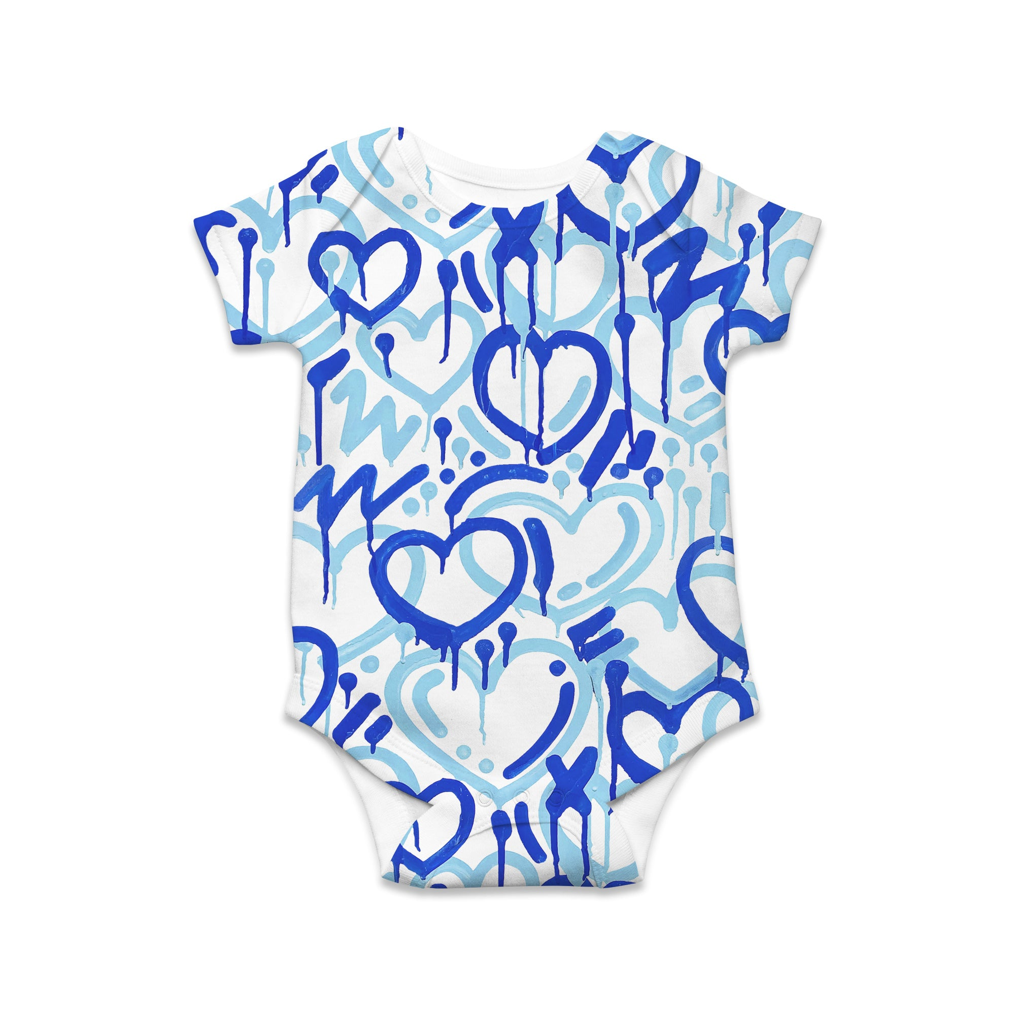 Electric Love Baby Onesie