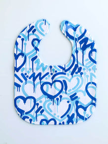 Electric Love Baby Bib