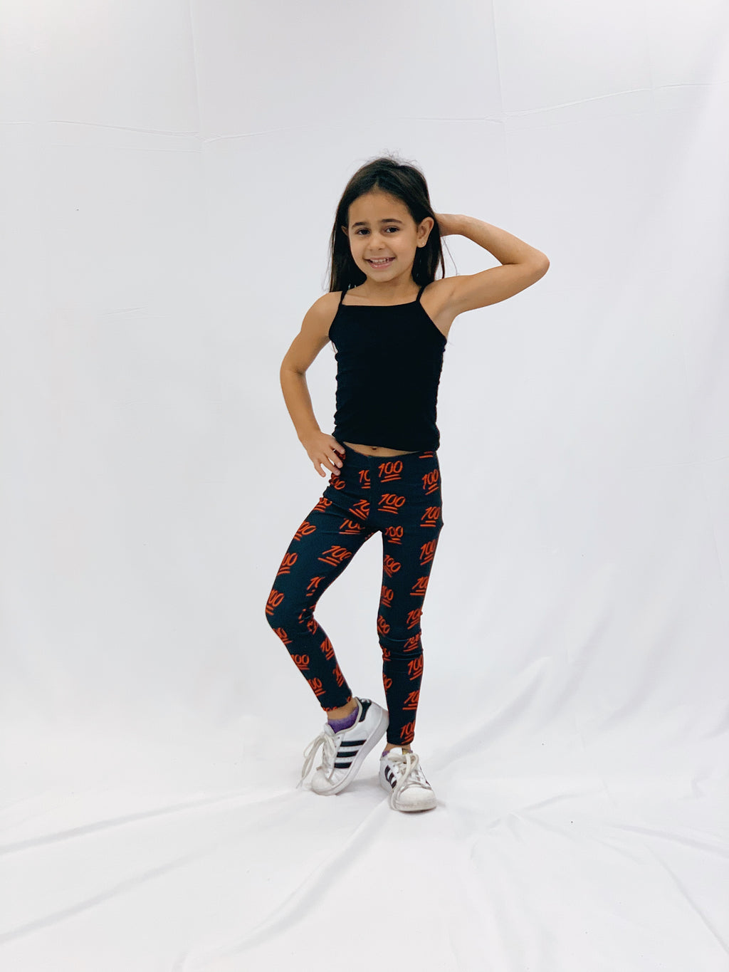 100 Kids Leggings