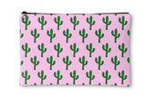 Cactus Accessory Pouch