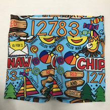 Camp Chipinaw Shorts
