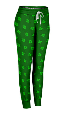 Small Shamrocks Joggers