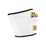 Maize Blue Star Stacked Bandeau Top