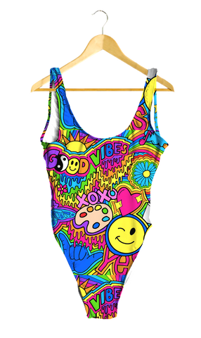 Hippie Vibes One-Piece