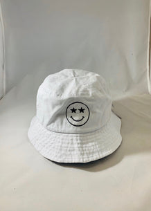 Starry-Eyed Smiley Bucket Hat