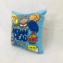 Indian Head Throw Pillow